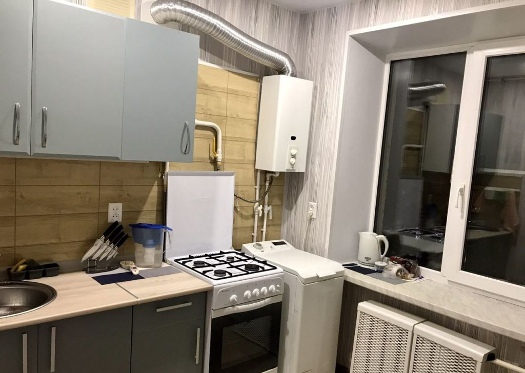 Аренда однокомнатной квартиры Воскресенск, улица Менделеева 10, цена 18000 рублей, 2021 год объявление №1314223 на megabaz.ru