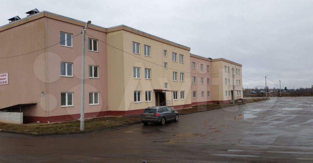 Продажа однокомнатной квартиры поселок Кировский, цена 965000 рублей, 2021 год объявление №594402 на megabaz.ru