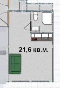 Продажа комнаты Москва, метро Бауманская, Новая Басманная улица 31с1, цена 5950000 рублей, 2021 год объявление №443263 на megabaz.ru