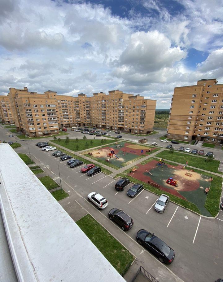 Продажа однокомнатной квартиры село Рождествено, Рождественский бульвар 1, цена 4750000 рублей, 2021 год объявление №486312 на megabaz.ru