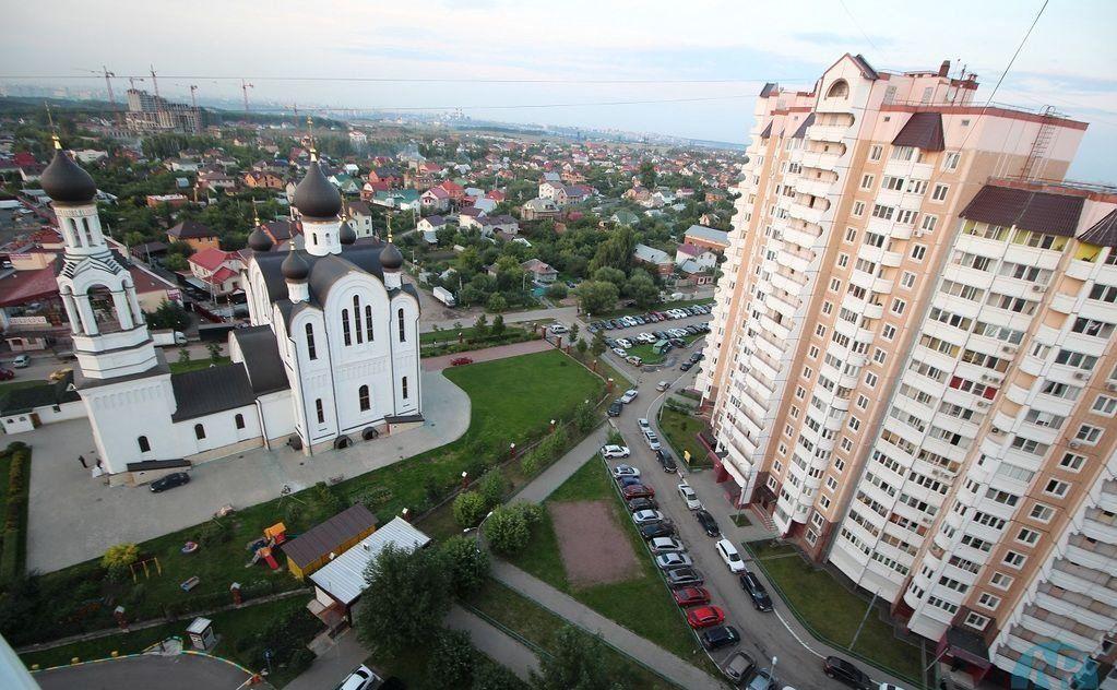 Продажа однокомнатной квартиры поселок Развилка, метро Красногвардейская, цена 5900000 рублей, 2020 год объявление №434601 на megabaz.ru
