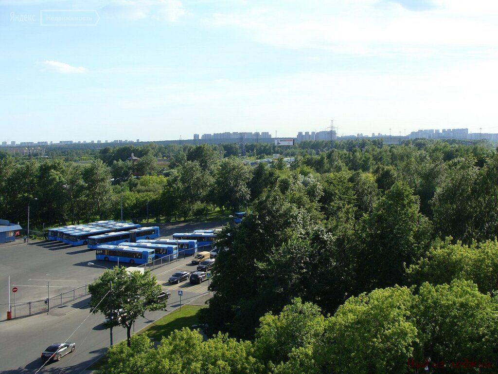 Продажа двухкомнатной квартиры Москва, метро Аннино, Востряковский проезд 21к1, цена 6800000 рублей, 2020 год объявление №443236 на megabaz.ru