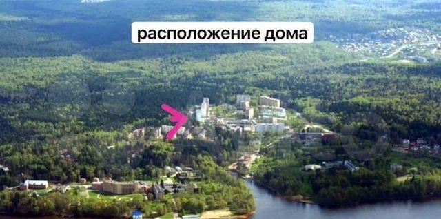 Продажа однокомнатной квартиры поселок Поведники, цена 5000000 рублей, 2021 год объявление №575849 на megabaz.ru