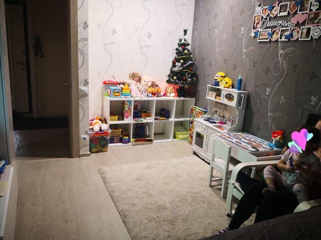 Продажа однокомнатной квартиры деревня Мотяково, цена 3380000 рублей, 2020 год объявление №443208 на megabaz.ru