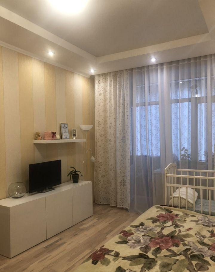 Продажа однокомнатной квартиры Черноголовка, Солнечная улица 4, цена 4300000 рублей, 2020 год объявление №499198 на megabaz.ru