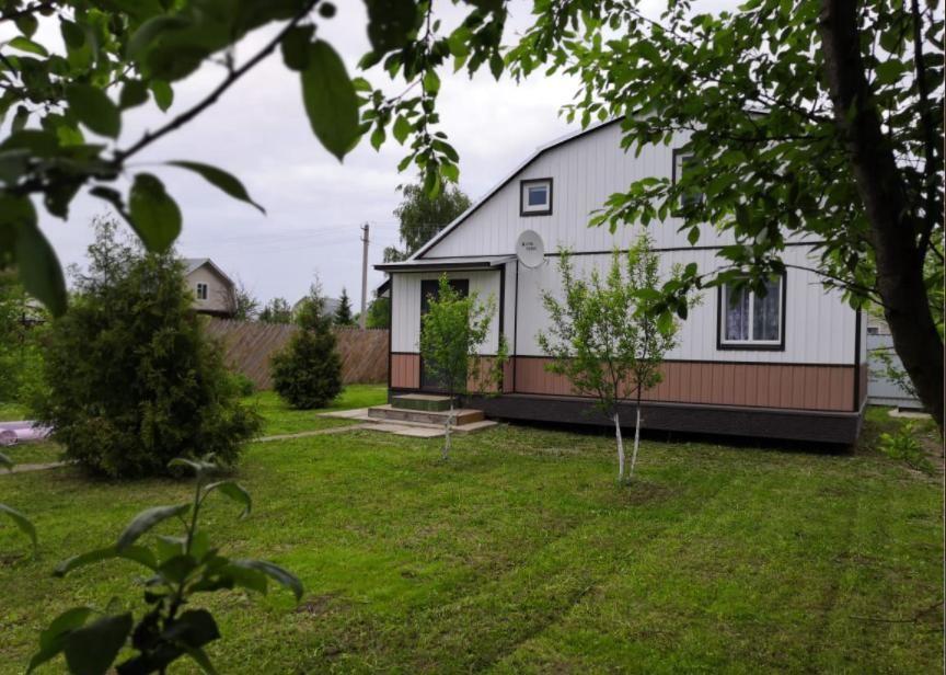 Продажа дома Чехов, цена 655000 рублей, 2020 год объявление №504215 на megabaz.ru