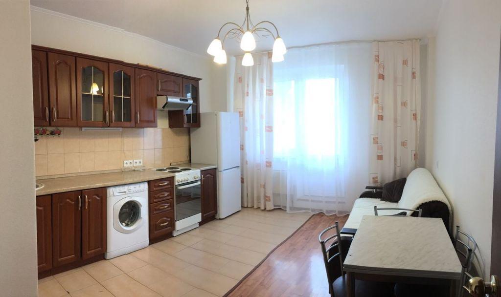 Аренда однокомнатной квартиры деревня Малые Вязёмы, Петровское шоссе 5, цена 23000 рублей, 2020 год объявление №1192608 на megabaz.ru