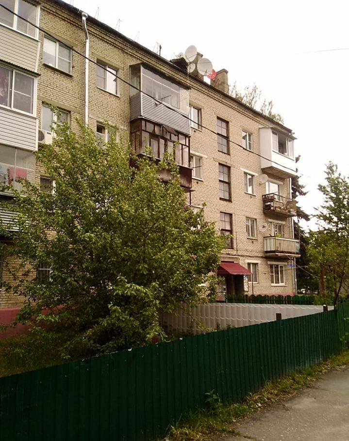 Продажа двухкомнатной квартиры Электрогорск, Советская улица, цена 2040000 рублей, 2020 год объявление №443520 на megabaz.ru