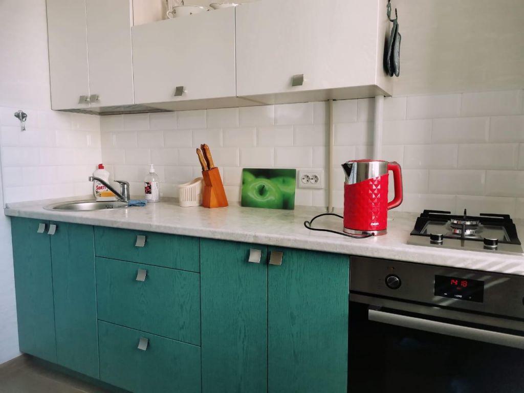 Аренда однокомнатной квартиры Истра, площадь Революции 3, цена 15000 рублей, 2020 год объявление №1209701 на megabaz.ru