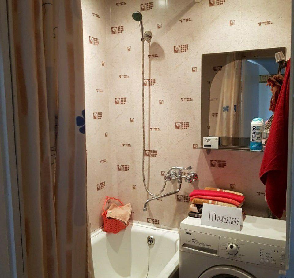 Аренда однокомнатной квартиры Пушкино, цена 1500 рублей, 2020 год объявление №1121978 на megabaz.ru