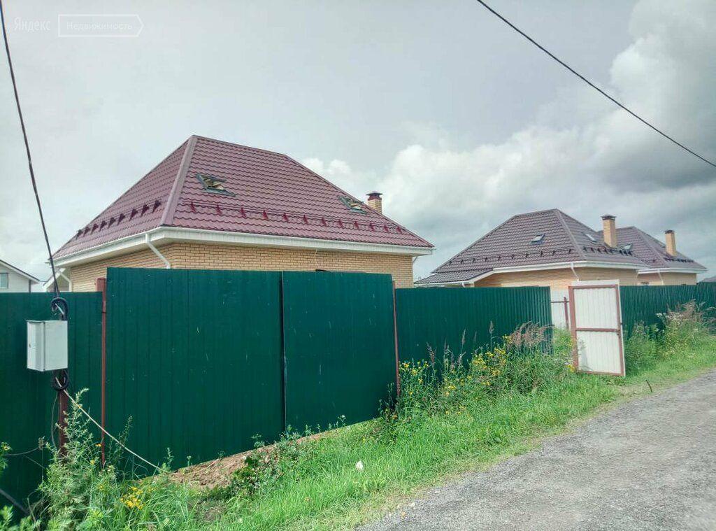 Продажа дома деревня Андреевское, метро Красногвардейская, цена 4000000 рублей, 2021 год объявление №497827 на megabaz.ru