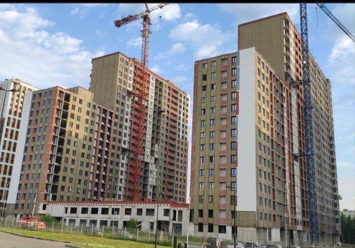 Продажа однокомнатной квартиры рабочий поселок Новоивановское, цена 5500000 рублей, 2021 год объявление №458879 на megabaz.ru
