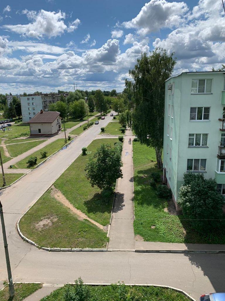 Продажа трёхкомнатной квартиры Высоковск, Первомайский проезд 9, цена 2600000 рублей, 2020 год объявление №491983 на megabaz.ru