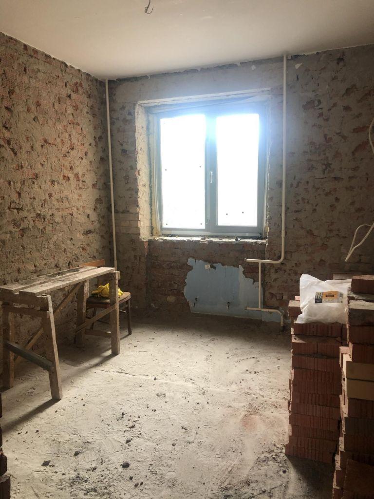 Продажа трёхкомнатной квартиры Электроугли, Школьная улица 40, цена 4100000 рублей, 2020 год объявление №443997 на megabaz.ru
