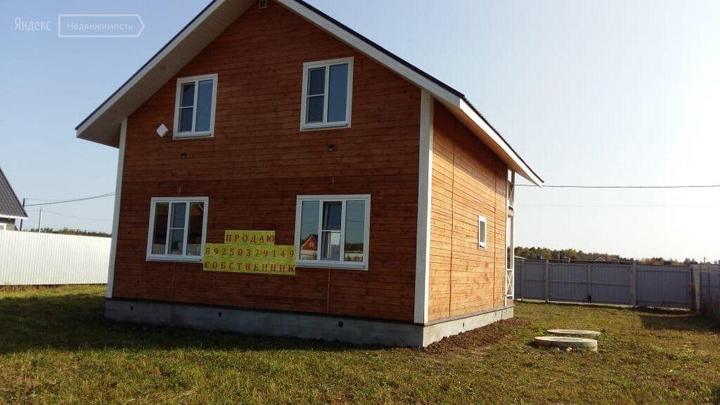 Продажа дома деревня Назарьево, Лазурная улица 35, цена 3500000 рублей, 2021 год объявление №515607 на megabaz.ru