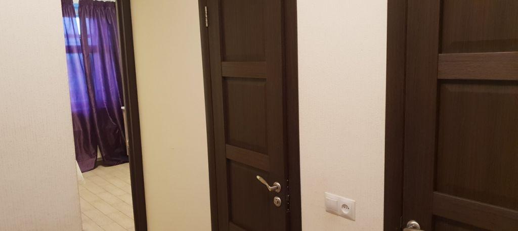 Аренда однокомнатной квартиры Фрязино, улица Нахимова 33, цена 18000 рублей, 2020 год объявление №1122645 на megabaz.ru
