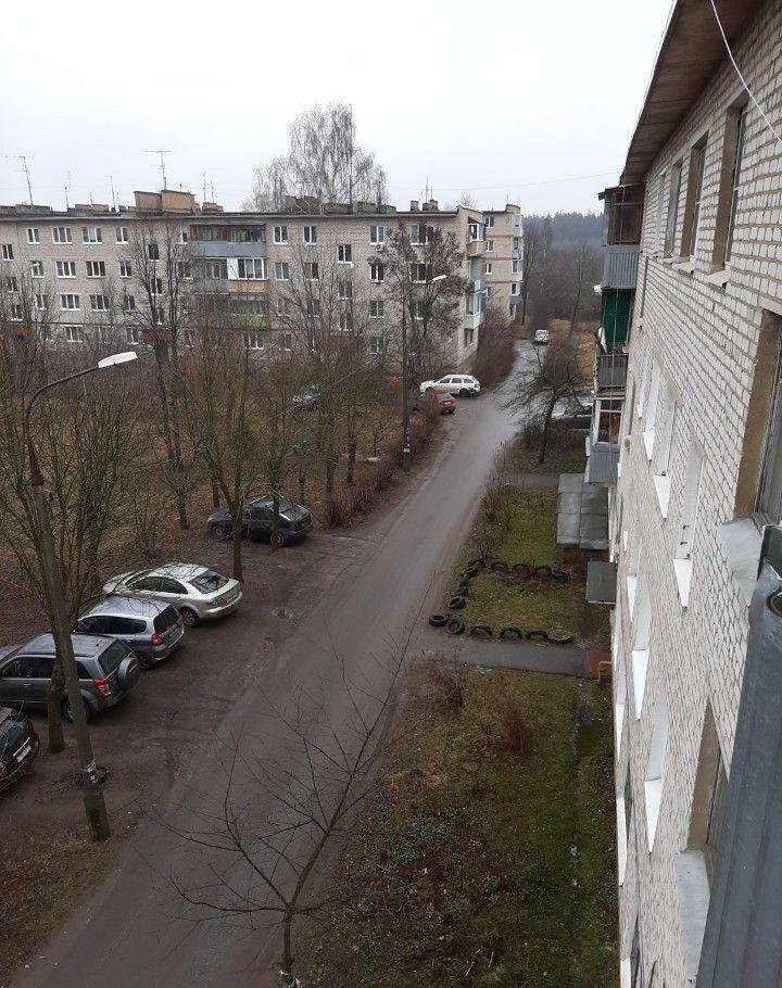 Продажа двухкомнатной квартиры деревня Демихово, цена 1699000 рублей, 2021 год объявление №370889 на megabaz.ru