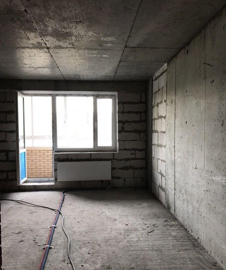 Продажа двухкомнатной квартиры деревня Большие Жеребцы, цена 3100000 рублей, 2021 год объявление №405154 на megabaz.ru