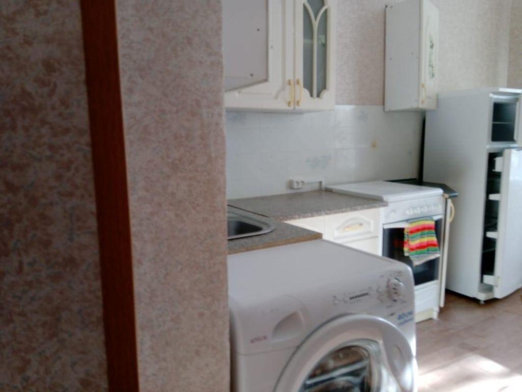 Аренда однокомнатной квартиры поселок Колюбакино, улица Попова 22, цена 10000 рублей, 2021 год объявление №1215304 на megabaz.ru