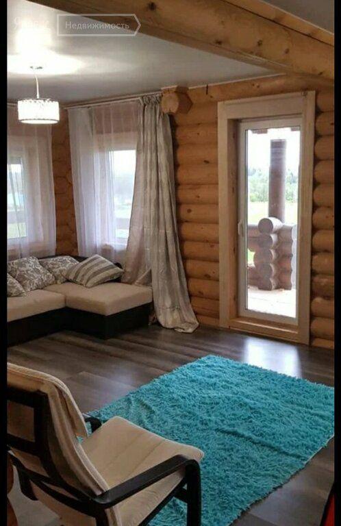 Продажа дома деревня Рогачёво, цена 3900000 рублей, 2020 год объявление №463125 на megabaz.ru