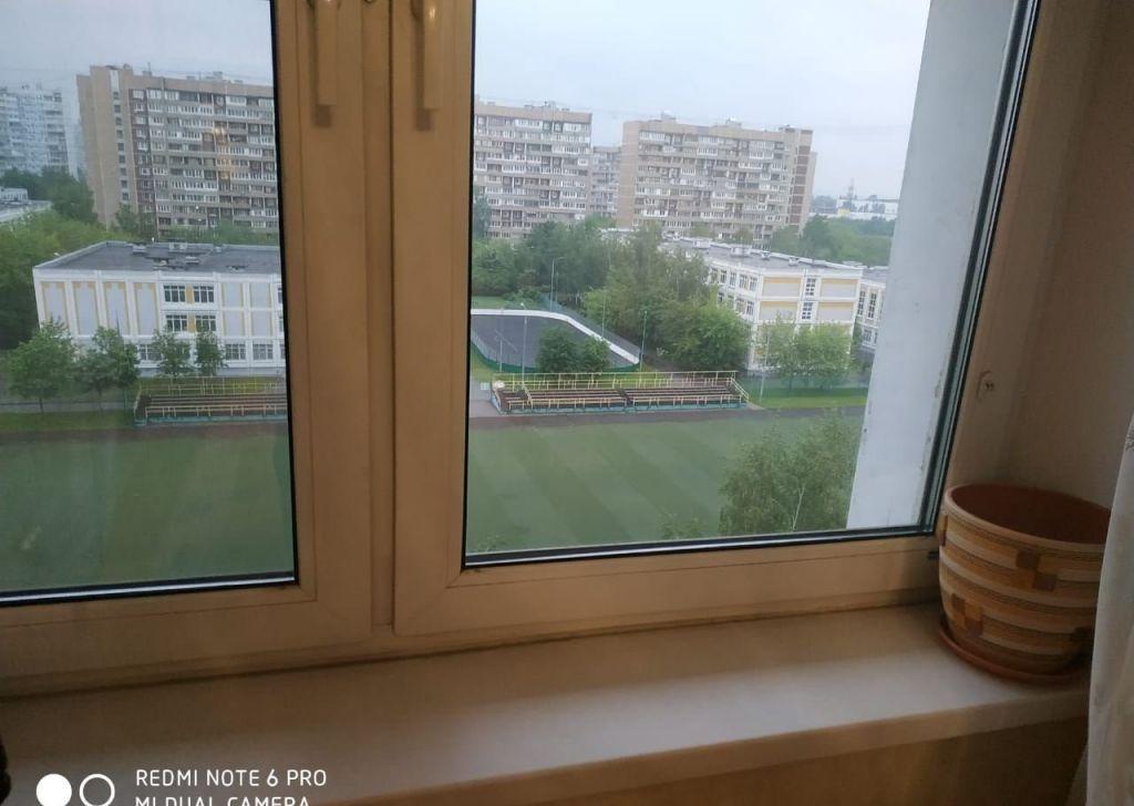 Продажа двухкомнатной квартиры Москва, метро Марьино, Новочеркасский бульвар 49, цена 10400000 рублей, 2020 год объявление №444402 на megabaz.ru