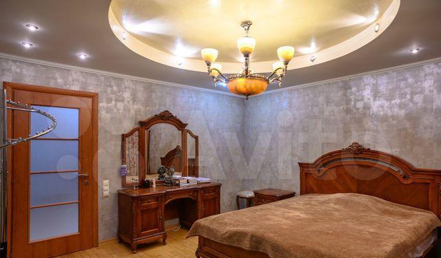 Продажа пятикомнатной квартиры поселок Барвиха, цена 14500000 рублей, 2021 год объявление №550114 на megabaz.ru