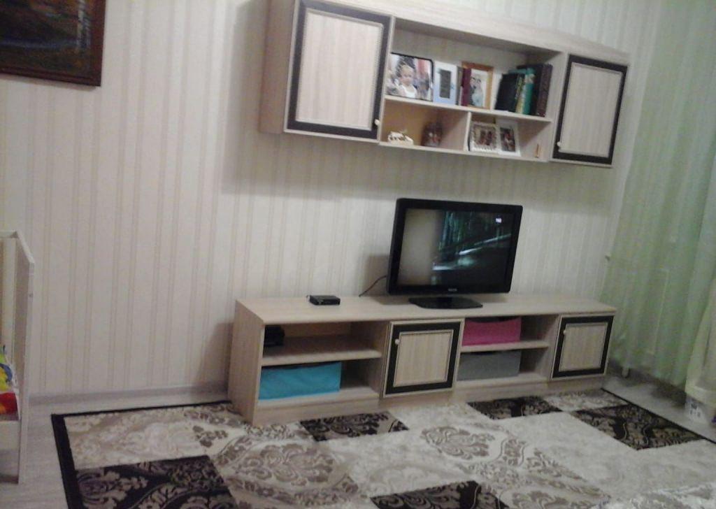 Продажа однокомнатной квартиры поселок Глебовский, цена 1950000 рублей, 2021 год объявление №454817 на megabaz.ru