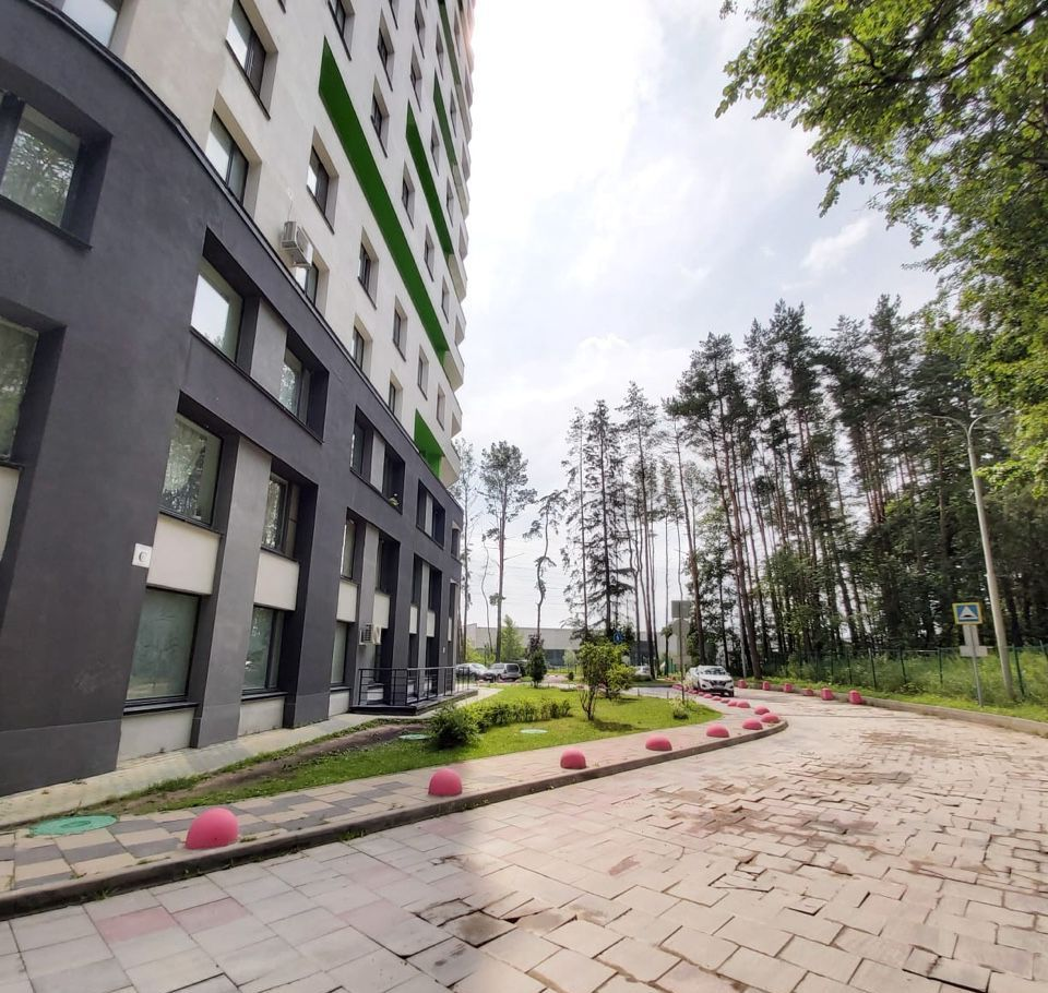 Продажа двухкомнатной квартиры деревня Подолино, Беговая улица 14, цена 4650000 рублей, 2020 год объявление №469104 на megabaz.ru