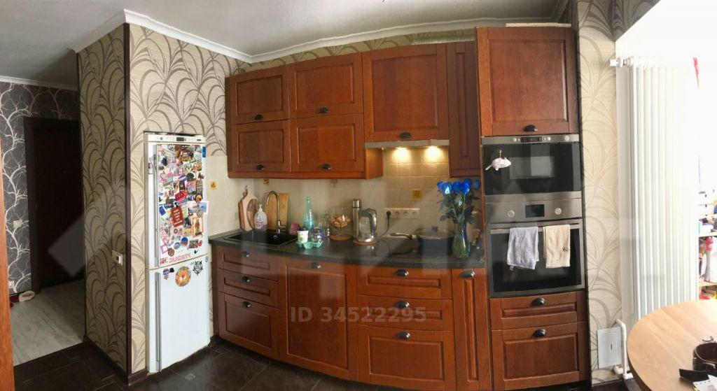 Продажа двухкомнатной квартиры рабочий посёлок Селятино, цена 5300000 рублей, 2021 год объявление №465683 на megabaz.ru
