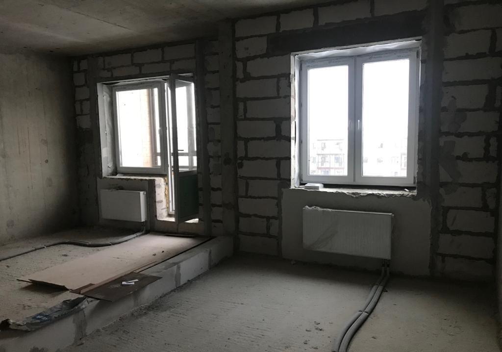 Продажа двухкомнатной квартиры деревня Митькино, Заречная улица 2, цена 4600000 рублей, 2020 год объявление №427080 на megabaz.ru
