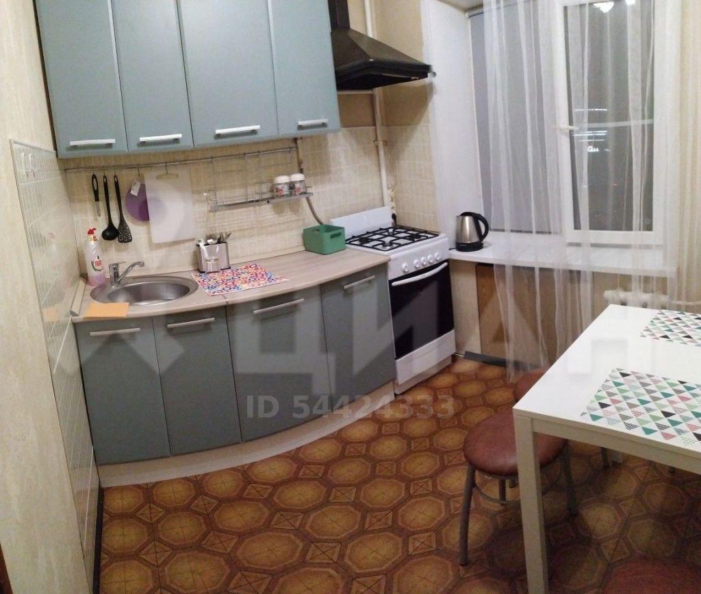 Аренда однокомнатной квартиры Лобня, улица Ленина 4, цена 25000 рублей, 2020 год объявление №1129252 на megabaz.ru
