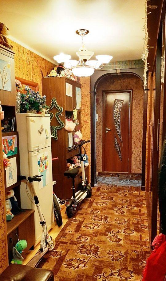 Продажа трёхкомнатной квартиры Москва, метро Текстильщики, Волжский бульвар 11, цена 14700000 рублей, 2021 год объявление №465551 на megabaz.ru