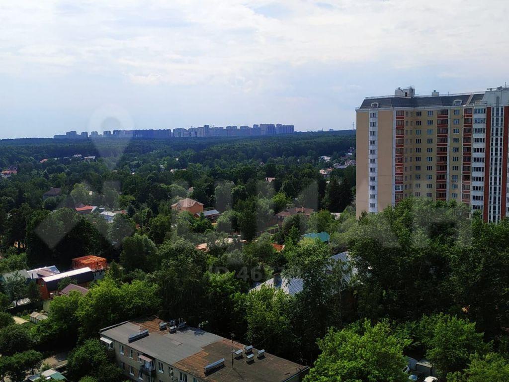 Продажа однокомнатной квартиры село Немчиновка, улица Связистов 2, цена 5600000 рублей, 2020 год объявление №443445 на megabaz.ru