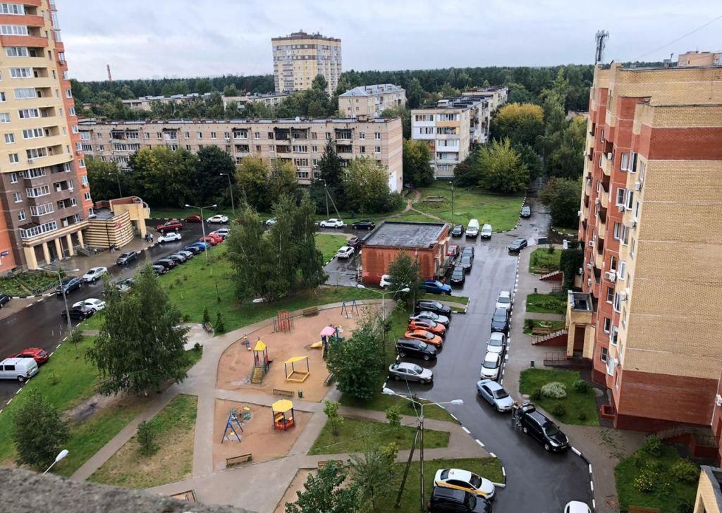 Продажа однокомнатной квартиры деревня Черное, улица Агрогородок 18, цена 5200000 рублей, 2020 год объявление №408402 на megabaz.ru