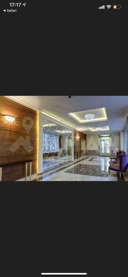 Аренда однокомнатной квартиры Москва, метро Баррикадная, переулок Красина 16с1, цена 110000 рублей, 2021 год объявление №1125288 на megabaz.ru