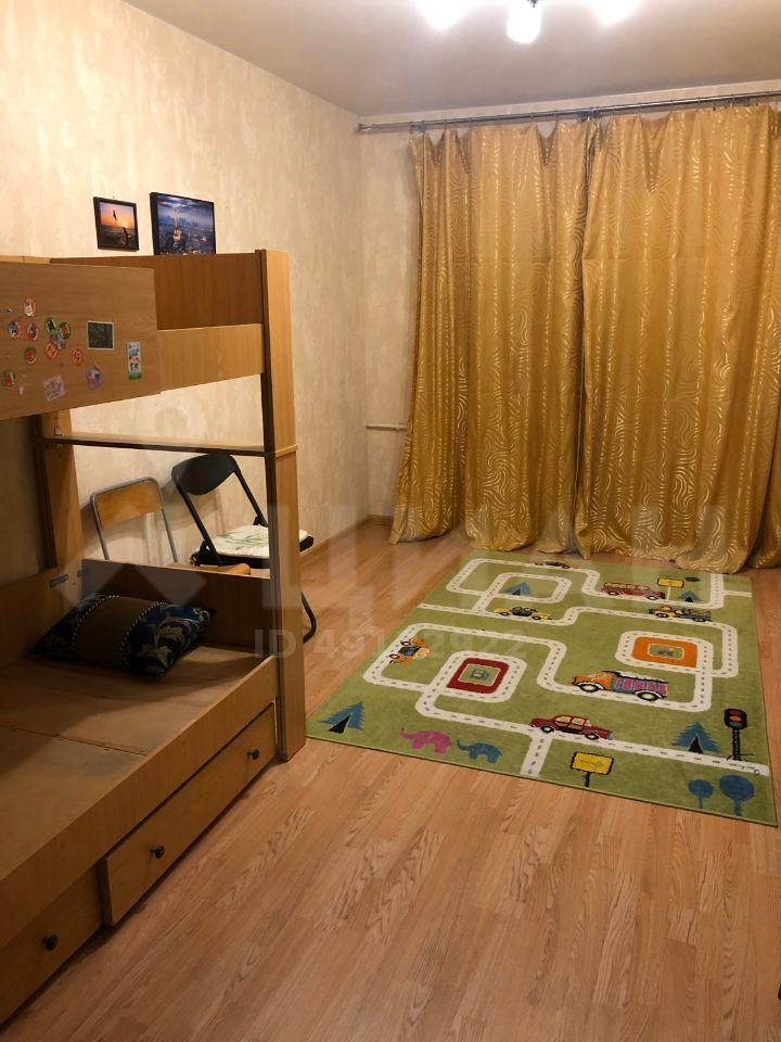 Аренда трёхкомнатной квартиры рабочий посёлок Селятино, цена 38000 рублей, 2021 год объявление №1161123 на megabaz.ru