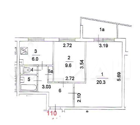 Аренда двухкомнатной квартиры Москва, метро Отрадное, Отрадная улица 13А, цена 50000 рублей, 2020 год объявление №1131598 на megabaz.ru