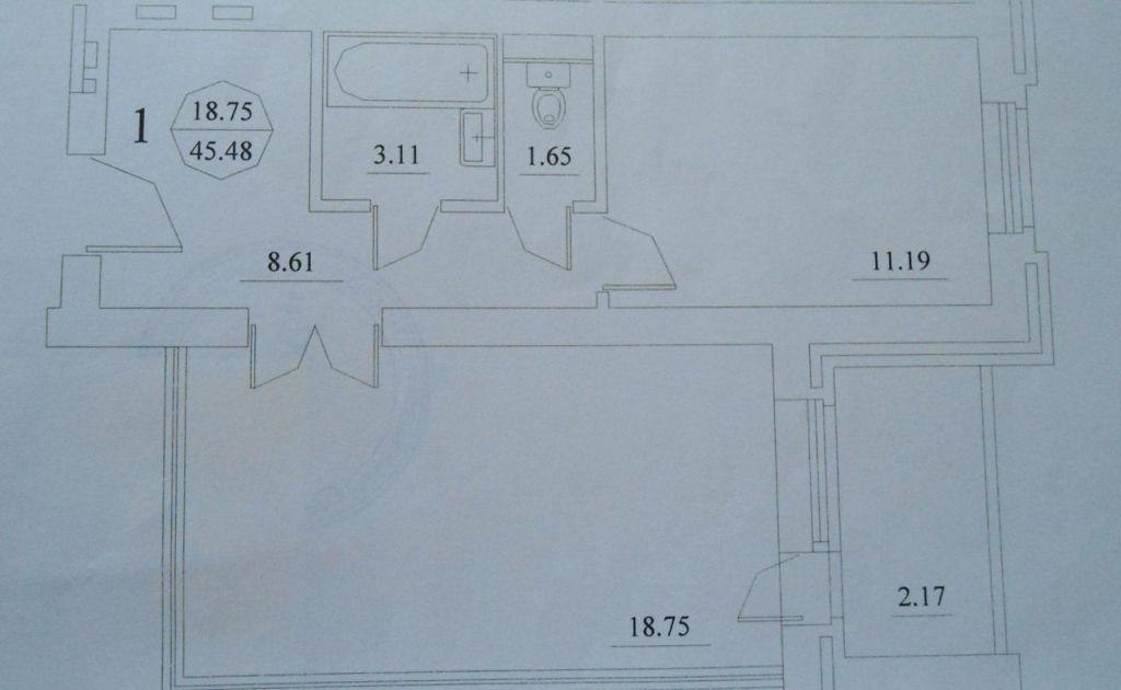 Продажа однокомнатной квартиры Черноголовка, Спортивный бульвар 9, цена 3750000 рублей, 2020 год объявление №498176 на megabaz.ru