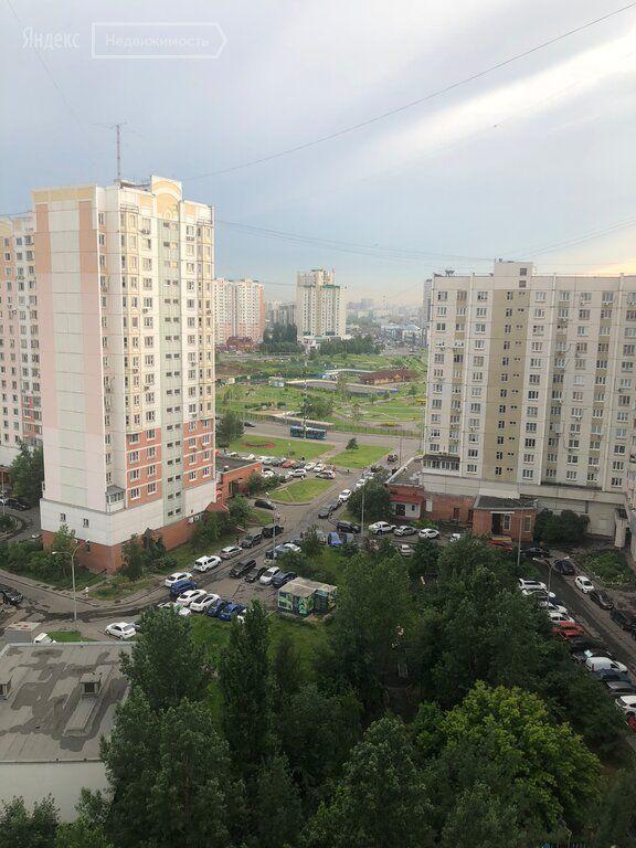Продажа двухкомнатной квартиры Москва, метро Братиславская, Перервинский бульвар 2к1, цена 9800000 рублей, 2020 год объявление №445011 на megabaz.ru