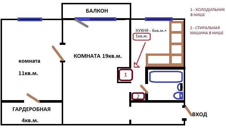 Продажа двухкомнатной квартиры Москва, метро Каховская, Керченская улица 10к2, цена 9700000 рублей, 2020 год объявление №487056 на megabaz.ru