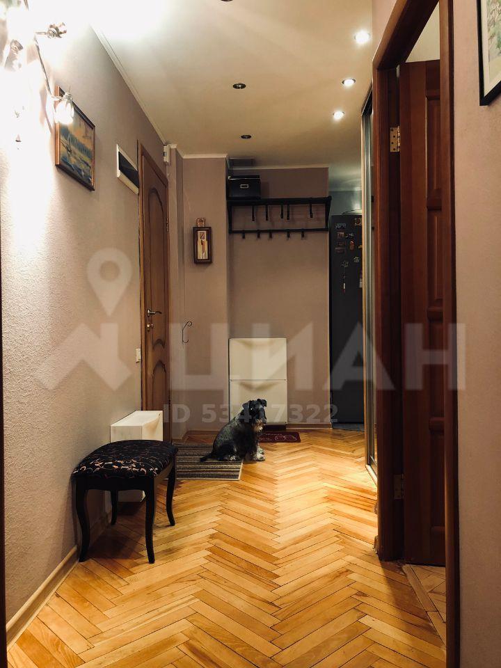 Продажа трёхкомнатной квартиры Москва, метро Южная, Сумской проезд 5к3, цена 10550000 рублей, 2021 год объявление №423284 на megabaz.ru