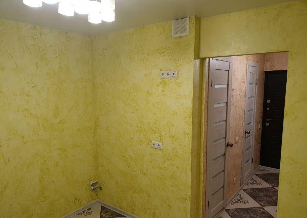Продажа однокомнатной квартиры рабочий посёлок Малино, цена 1450000 рублей, 2021 год объявление №399754 на megabaz.ru