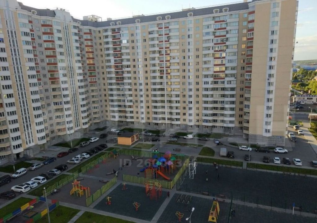Продажа трёхкомнатной квартиры Лобня, метро Савеловская, улица Юности 1, цена 11500000 рублей, 2021 год объявление №459911 на megabaz.ru