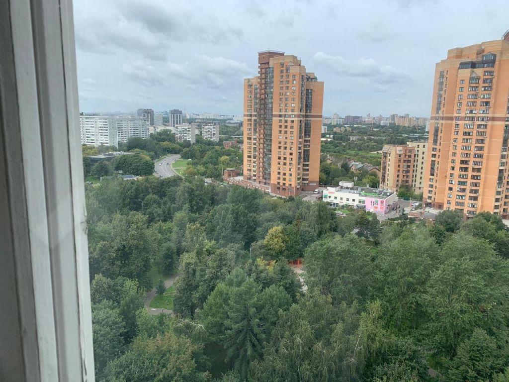 Продажа двухкомнатной квартиры Москва, метро Славянский бульвар, Веерная улица 7к2, цена 10900000 рублей, 2020 год объявление №452238 на megabaz.ru
