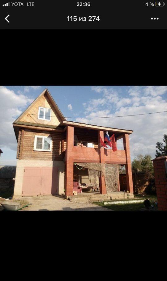 Продажа дома село Речицы, цена 1000000 рублей, 2021 год объявление №599518 на megabaz.ru