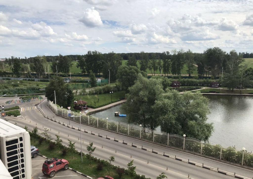 Аренда однокомнатной квартиры поселок совхоза имени Ленина, цена 37000 рублей, 2020 год объявление №1117916 на megabaz.ru