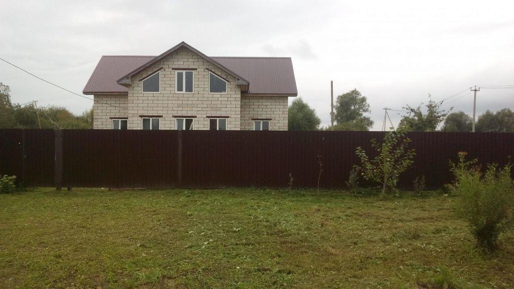 Продажа дома село Ивановское, цена 3113000 рублей, 2020 год объявление №438751 на megabaz.ru