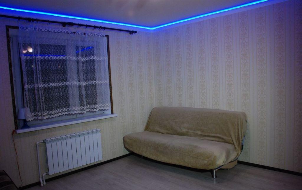 Аренда однокомнатной квартиры Домодедово, улица Курыжова 30, цена 1500 рублей, 2020 год объявление №1130888 на megabaz.ru