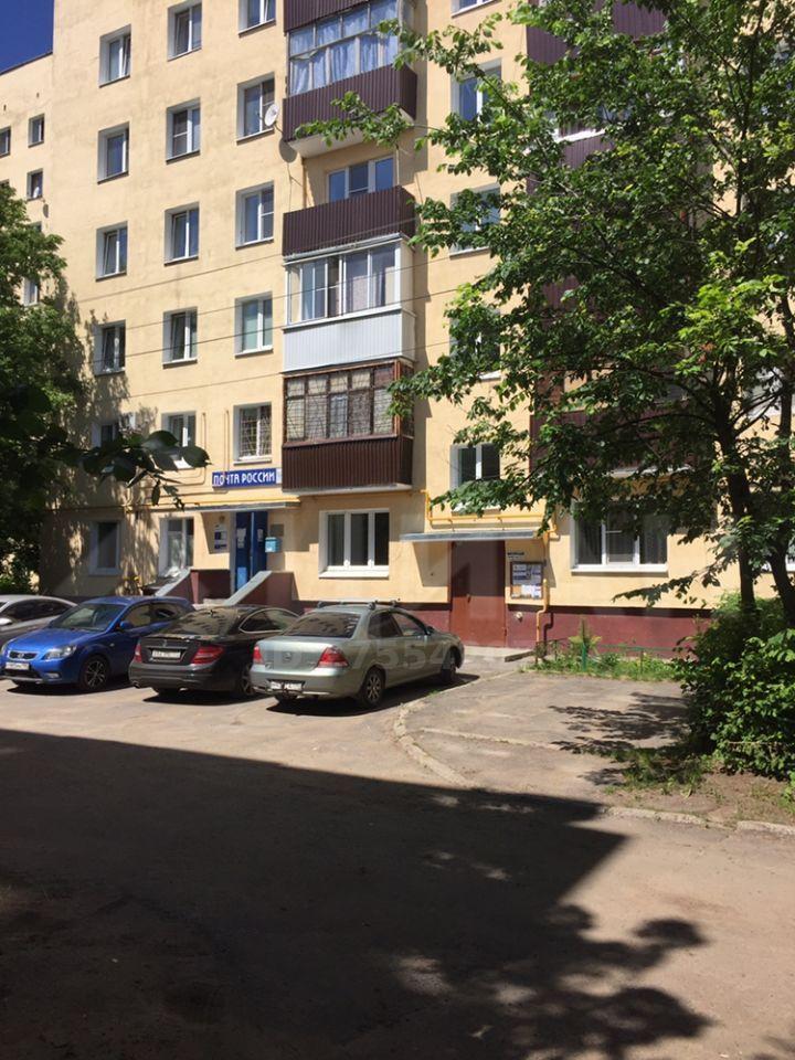 Продажа однокомнатной квартиры поселок Зеленый, цена 2999999 рублей, 2020 год объявление №430283 на megabaz.ru