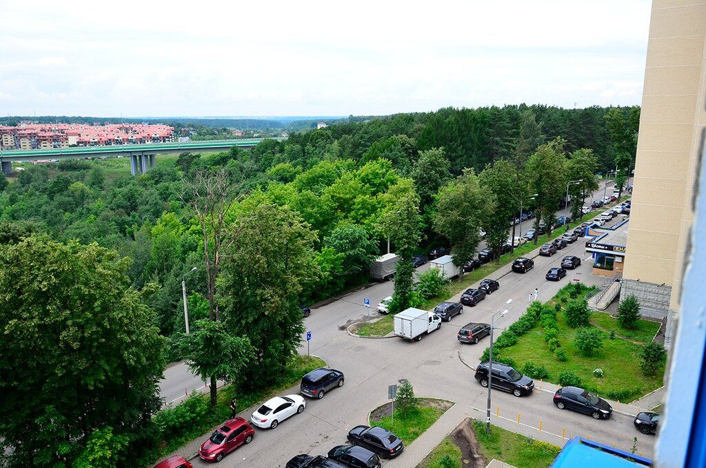 Продажа однокомнатной квартиры село Немчиновка, Советский проспект 102, цена 5800000 рублей, 2021 год объявление №446972 на megabaz.ru